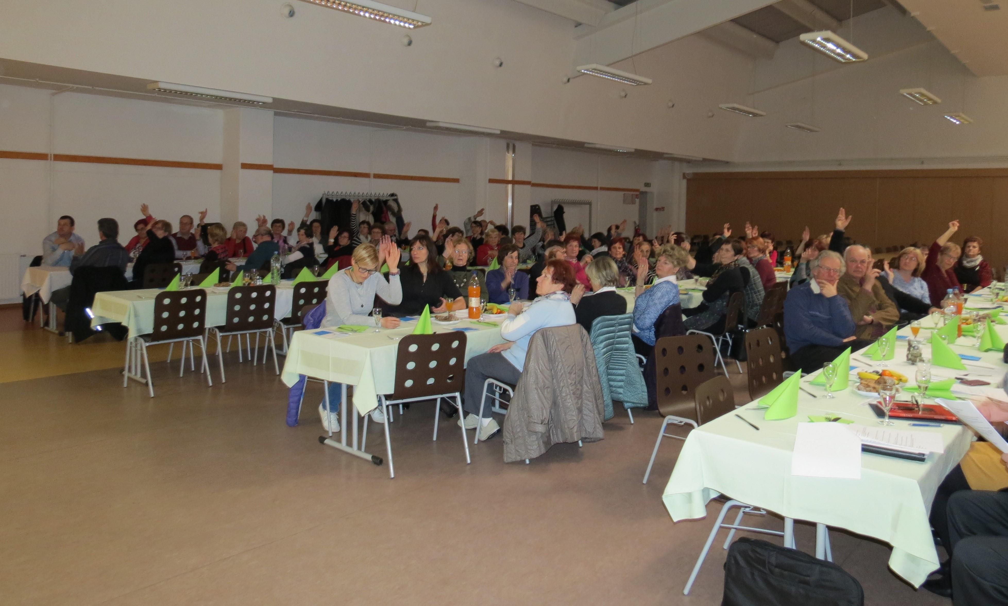 Praznovanje in počastitev 10. obletnice začetka delovanja Koronarnega Kluba Mislinjske doline